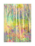 Color Forest V Photographic Print by Alaya Gadeh
