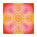 Color Energy Mandala Photographic Print by Alaya Gadeh