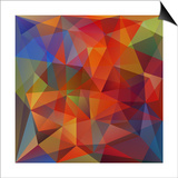 Abstract Geometrical Background Art by  epic44
