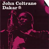 John Coltrane - Dakar Print