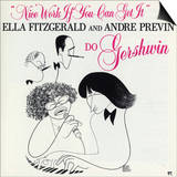 Ella Fitzgerald - Nice Work If You Can Get It Art