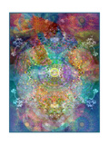 Dreams Of Mandala Photographic Print by Alaya Gadeh