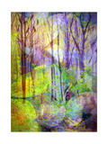 Floral Forest 2 Photographic Print by Alaya Gadeh