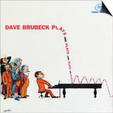 Dave Brubeck - Plays and Plays and Plays Poster