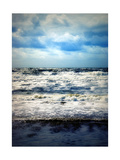 Sky Ocean Photographic Print by Alaya Gadeh