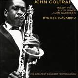 John Coltrane - Bye Bye Blackbird Art