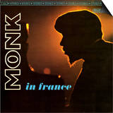 Thelonious Monk - Monk in France Prints