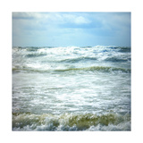 Poetic Ocean Photographic Print by Alaya Gadeh