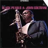 John Coltrane - Black Pearls Posters