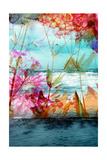 Flower Ocean Fotografisk tryk af Alaya Gadeh