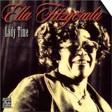 Ella Fitzgerald - Lady Time Prints