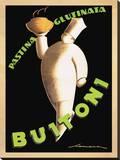 Buitoni, 1928 Reproduction sur toile tendue par Federico Seneca