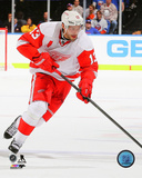 Pavel Datsyuk 2013-14 Action Photo