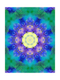 From Solar Plexus To Crown Chakra Photographic Print by Alaya Gadeh