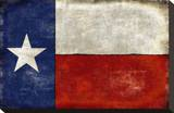 Lone Star Stretched Canvas Print by Luke Wilson