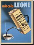 Miscela Leone, 1950 Stretched Canvas Print