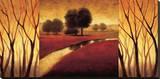 Briljans|Brilliance Sträckt Canvastryck av Gregory Williams