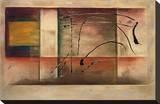 Sylvain Stretched Canvas Print by Kati Roberts
