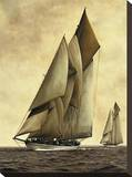 Adela, 1908 Stretched Canvas Print by William Matthews