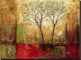 Mike Klung - Ranní třpyt I Reprodukce na plátně