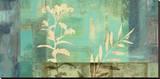 Samadhi II Stretched Canvas Print by Chris Donovan