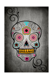 Sugar Skull Prints by  Lantern Press