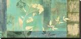 Samadhi I Stretched Canvas Print by Chris Donovan