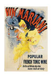 Women Dancing - Vintage Vin Mariani Poster Prints by  Lantern Press