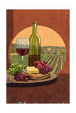 Wine Tasting Prints by  Lantern Press