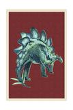 Stegosaurus Posters by  Lantern Press