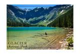 Glacier National Park, Montana - Avalanche Lake Posters