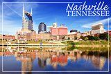 Nashville, Tennessee - Day Posters by  Lantern Press