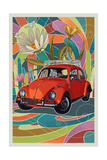 VW Bug Posters by  Lantern Press