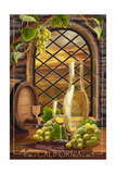 Livermore, California - Chardonnay Posters by  Lantern Press
