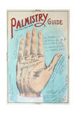 A Picture of Good Health - Vintage Palmistry Chart Lithograph Print by  Lantern Press