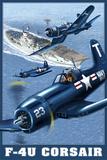 F-4U Corsair Prints
