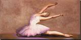 El lago de los cisnes Reproducción en lienzo de la lámina por Andrea Bassetti