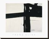 Bethlehem Stretched Canvas Print by Franz Kline