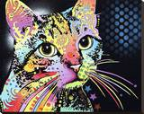 Catillac Stretched Canvas Print by Dean Russo