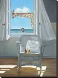 Rubberneck Reproduction sur toile tendue par Karen Hollingsworth