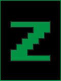 Pixel Alphabet Mc 16 Prints