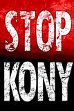 Stop Joseph Kony 2012 Political Poster Print