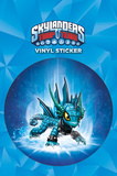 Skylanders Trap Team -Echo Vinyl Sticker Stickers