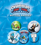 Skylanders Trap Team Badge Pack Badge
