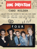 One Direction - Four Card Holder Novelty