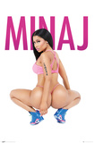 Nicki Minaj - Squat Posters