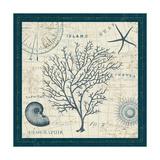 Ocean Life IV Premium Giclee Print by  Pela