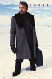 Fargo - Lome Malvo Snow Blood Kunstdrucke