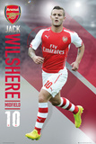 Arsenal - Wilshere 14/15 Poster
