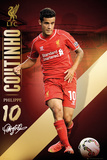 Liverpool - Coutinho 14/15 Posters
